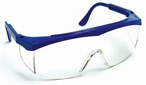 Lab Equipment and Safety - Standard Adult Safety Glasses