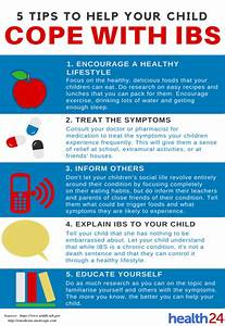 SEE: How to help your child cope with IBS