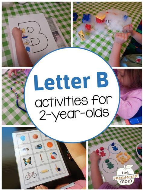 25 letter b activities ideas on letter b