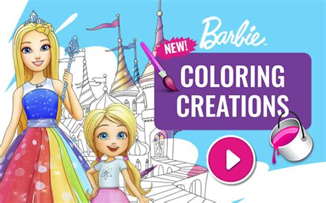 Barbie Games - play dress-up games, princess games, puzzle
