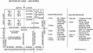 209 Section Of Land - 640 Acres