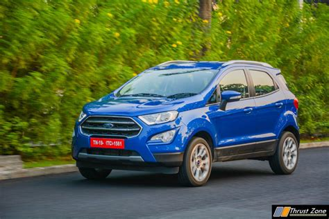 Ford Ecosport 2017 Review by 2018 Ford Ecosport Facelift Automatic Review Drive