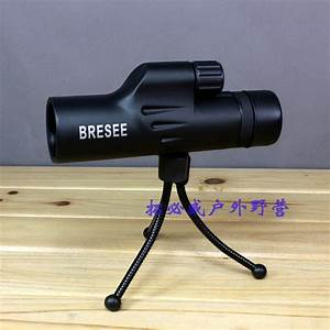 Genuine BRESEE large high power eyepiece 8X30 HD green ...