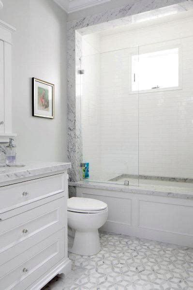 All White Bathroom Ideas by Top 60 Best White Bathroom Ideas Home Interior Designs