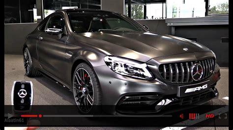 В чем смысл версии amg 53? Mercedes C63 AMG Coupe 2020 NEW FULL Review Interior Exterior Infotainment