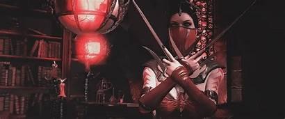 Mileena Vampiress Kombat Mortal Deviantart Vampires Deviant