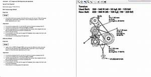 2006 Honda Crv 2 4 Serpentine Belt Diagram