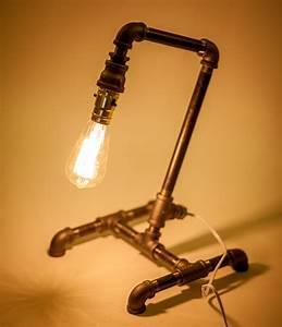 Vintage Light Bulbs Home Depot 16 Sculptural Industrial Diy Pipe Lamp Design Ideas Able