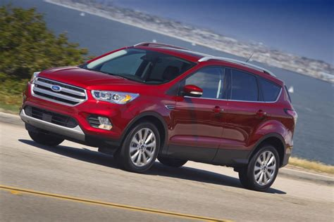 ford crossover 2017 ford escape crossover adds fordpass with sync connect