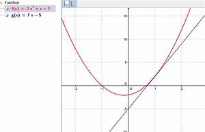 Tangente Und Normale Berechnen : lineare funktionen subtraktionsverfahren ableitungsbegriff ~ Themetempest.com Abrechnung