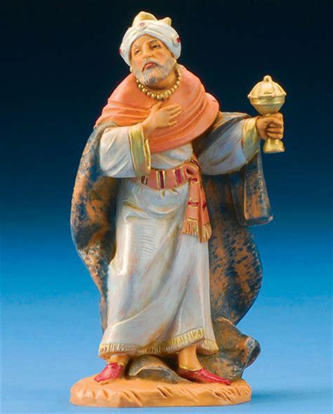 fontanini nativity 5 quot scale king gaspar 72187