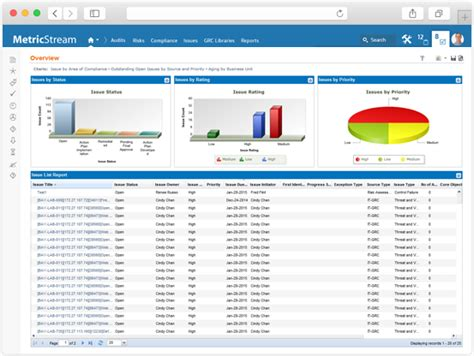 metricstream  incident management reviews  pricing