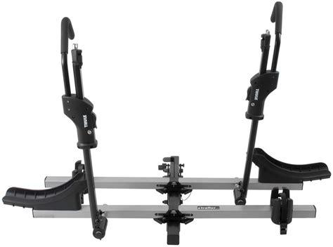 thule bike rack lock thule t2 platform style 2 bike carrier with integrated