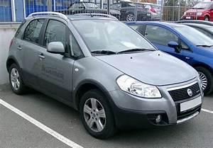 Fiat Sedici 2005-2009 Service Repair Manual