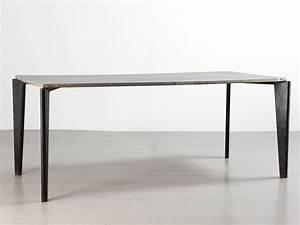 Table Jean Prouvé : jean prouv flavigny n 504 table 1951 living ~ Melissatoandfro.com Idées de Décoration