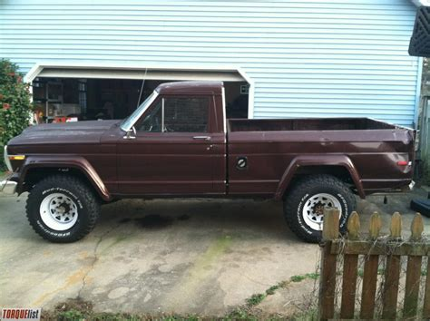 amc jeep j10 torquelist for sale trade amc jeep j10 1984