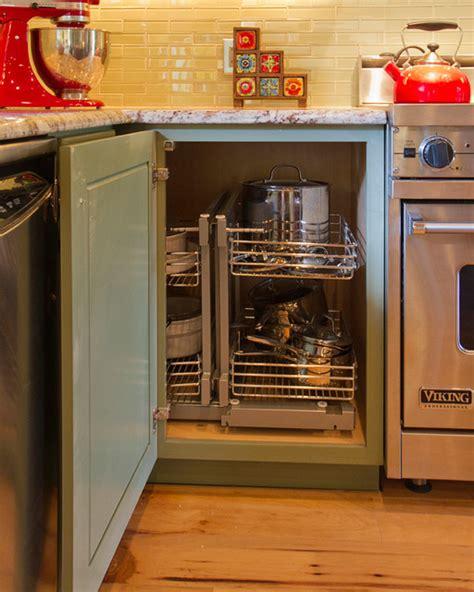 corner kitchen cabinet storage ideas storage ideas traditional kitchen by