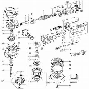 Festool Ro 150 E 230v    489868 Spare Parts