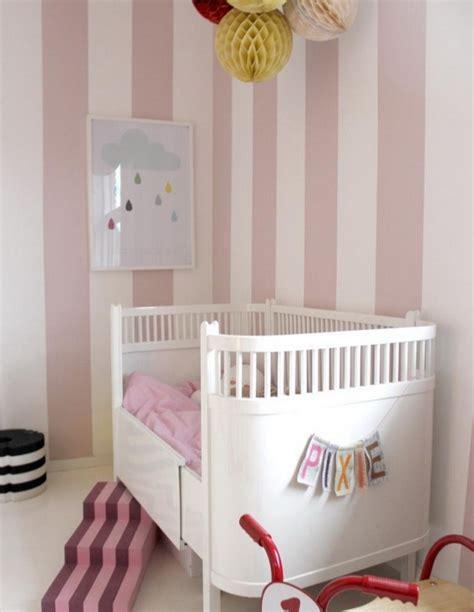 Kinderzimmer Mädchen Streifen by Babyzimmer Farben Ideen