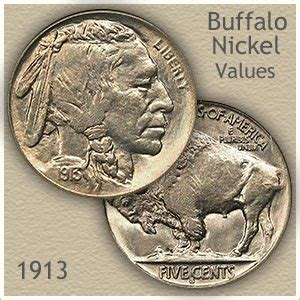 how much is a buffalo nickel worth 1913 nickel value discover your buffalo nickel worth