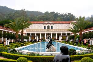 Getty Villa Museum Malibu