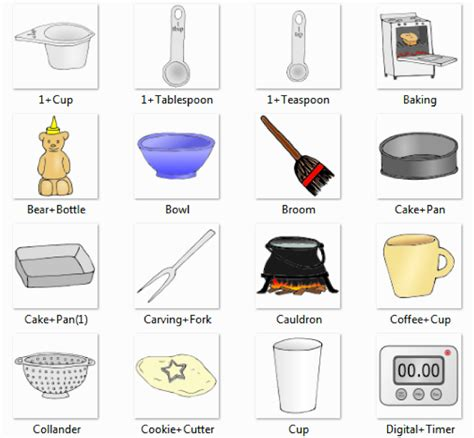 Baking Tools Names And Pictures  Dishwashing Service