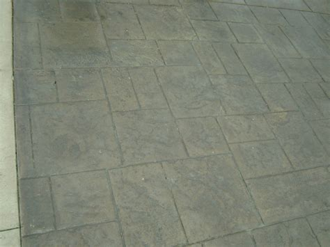 patterns in concrete stained concrete patio patterns home decorating excellence