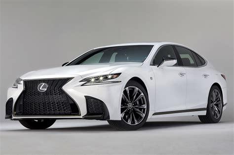 Lexus Car : Lexus Unveils F Sport Line For Ls 500