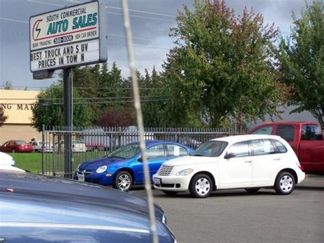 Boat And Cer Dealers Near Me by South Commercial Auto Sales Used Cars Salem Or Dealer