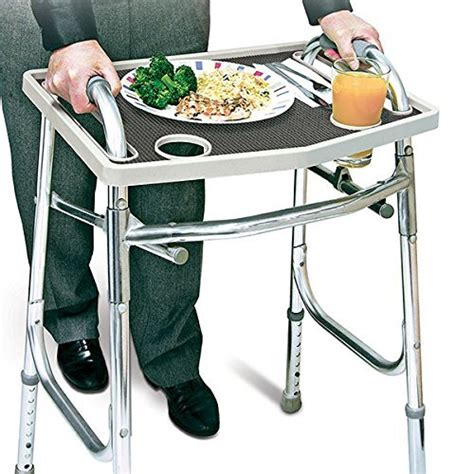 seniors trays walkers grip tray mat walker slip non north american