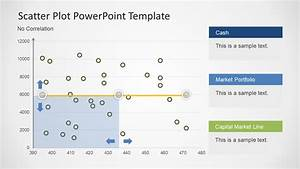 Scatter Plots Correlations Powerpoint Templates