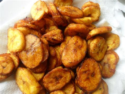 fried plantains how do you make fried ripe plantains chips youtube