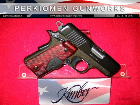 kimber introduces 2014 summer collection guns ammo ultra rcp ii lg laser grip 45acp 3 quot 2014 summer coll