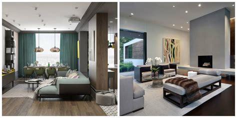 popular  modern home interiorcolors