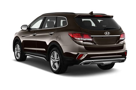 2018 Hyundai Santa Fe Reviews And Rating Motortrend