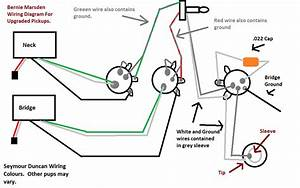 Prs Se Custom Wiring Diagram