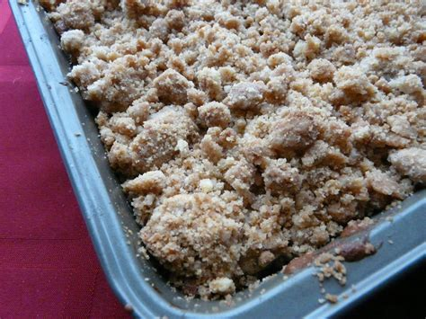 About six weeks ago, around 9 p.m. Apple Crumb Coffee Cake (With images) | Crumb coffee cakes, Coffee cake, Apple recipes