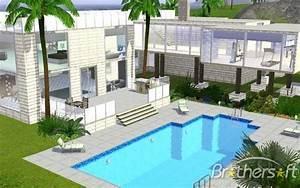 Sims3 Modern Beach Haus Free Download