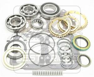 Gm Chevy Truck Sm465 Transmission Rebuild Kit 1988