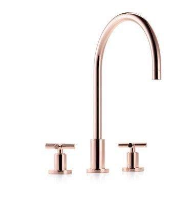 dornbracht tap 20815892 cyprum rose gold a kitchen