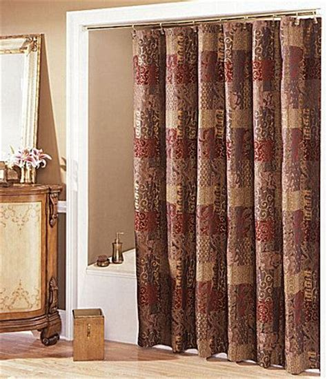 croscill galleria shower curtain dillards fall and