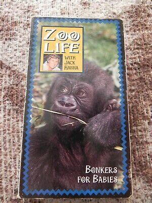 Zoo Life with Jack Hanna: Bonkers For Babies, VHS   eBay