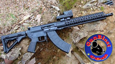 shooting  cmmg mk akm mutant xmm semi automatic