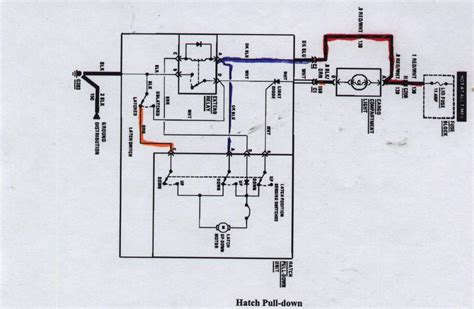 Wiring Diagram For 1988 Firebird by How To Diagnose You Hatch Pull Issue Third