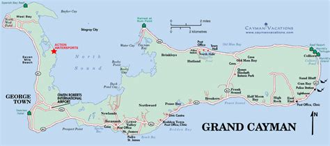 Action Watersports: Grand Cayman, Places of Interest, Dive ...