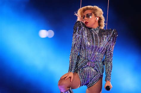 Lady Gagas Super Bowl Roof Jump And Drones Were Pre