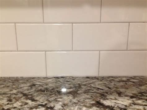 grout lines  spectralock epoxy grout  smoke