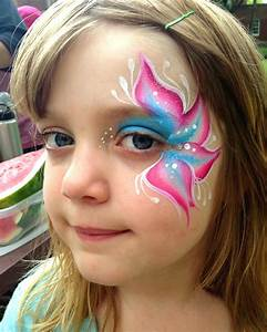Cute, Face, Painting, Ideas, For, Girls
