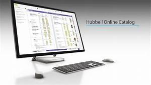 New Online Catalog From Hubbell Wiring Device