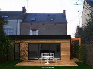 Creation Maison 3d : simple conception duextension de maison d cration ~ Premium-room.com Idées de Décoration